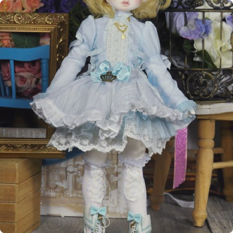 CMD000004G Candy Dream Blue Ver.